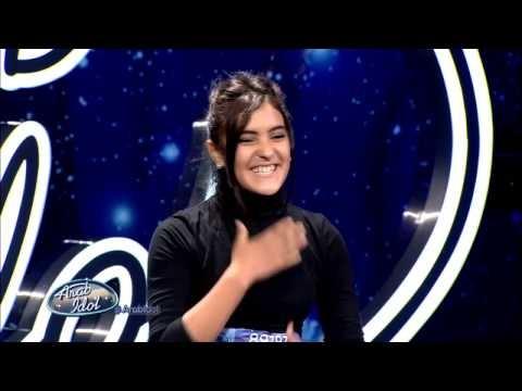 المغربية هاجر ادلحاج تبهر لجنة تحكيم اراب ايدل 2016 + فيديو