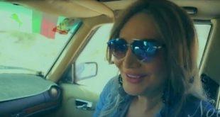 """الراقصة نور تقتحم الغناء ب """"طاكسي""""+فيديو"""
