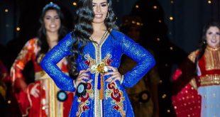 المغربية حبيبة كلفي تظفر بلقب ملكة جمال الشرق الأوسط في الولايات المتحدة الأمريكية + صور