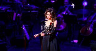 سميرة سعيد تتألق في حفل ضخم بدار الأوبرا الكويتية