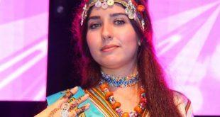 الاكاديرية سهام العزوي ذات 24 سنة تتوج بلقب ملكة جمال الأمازيغ لهذا العام