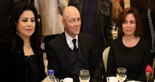 تعيين لطيفة رأفت سفيرة منظمة الأمم المتحدة للفنون و الممثلة الرسمية للمنظمة في المغرب و الشرق الأوسط