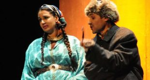مسرحية عيوط الشاوية في جولة باوروبا
