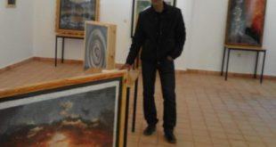 لوحات حريرية بأنامل خبيرة :قراءة موجزة لأعمال يوسف الوركي + صور