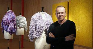 المصمم الفرنسي – الايطالي البارز موريزيو غالانت يعرض بباريس ابداعات أنجز جزء كبير منها بالمغرب