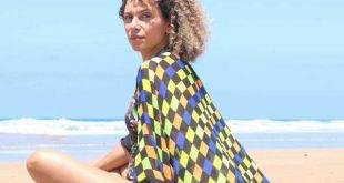 (بالصور) طلة مختلفة لمصممة وعارضة الأزياء إيمان الحداد