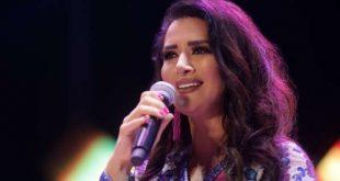 """زين عوض تقدم """"تكبر وتعلى"""" وتكرّم في حفل إفتتاح مهرجان الفحيص بالأردن"""