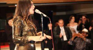 """""""میسا قرعه"""" تُطلق حملة ألبومها الجدید من برج """"كابیتول ریكوردز"""" التاریخي في هولیوود"""