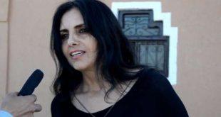 فاطمة عاطف تتوج بجائزة أول دور نسائي في الدورة ال20 للمهرجان الوطني للفيلم بطنجة