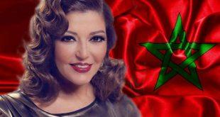 سميرة سعيدة تتبرع بحوالي مليار سنتيم لدار أيتام بمدينة طنجة