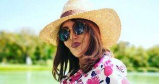 بالصور ….لوك ربيعي جديد للفنانة سميرة سعيد من المغرب