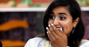 الطالبة أسماء أنفلوس تتوج بلقب ملكة جمال الصبار لسنة 2019
