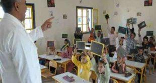رجال تعليم يهربون من قاعات الدرس ليزاحموا أهل الفن
