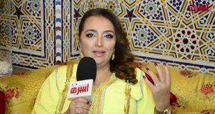بعد غيابها بسبب المرض  : الفنانة نادية أيوب تعود للغناء