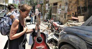 حي مار مخايل التراثي في بيروت: من ملتقى للأصدقاء إلى أبنية متصدعة وركام
