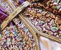 لمياء الصقلي، صانعة تقليدية تبدع أناملها مجوهرات من الذهب والفضة