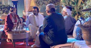 """ربيع القاطي :  سلسلة """"سالف عذرا""""   قصة درامية ، اجتماعية رومانسية جميلة من التراث المغربي"""