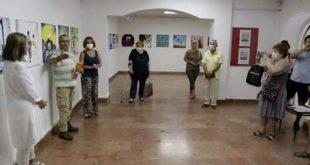 معرض للفنان المغربي سلمان الزموري على هامش مهرجان سراييفو السينمائي الدولي