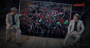 فرقة الوفاء بأغنية فلسطيني الداخل دمي دمك+فيديو